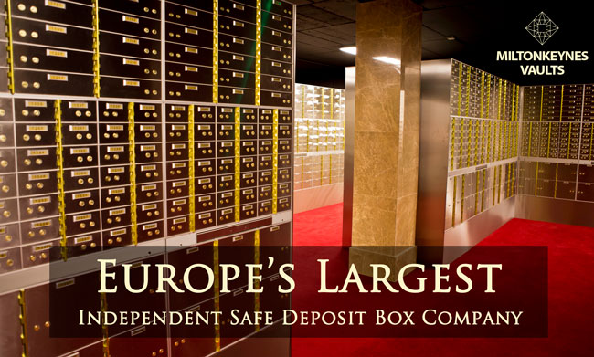 Opening Soon Safety Deposit Boxes Miltonkeynes